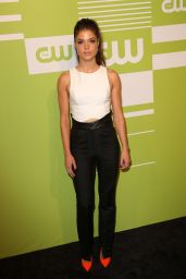 Marie Avgeropoulos – The CW Network's 2015 Upfront in New York City
