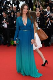 Marie Gillain - La Tête Haute Screening - 2015 Cannes Film Festival