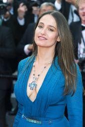 Marie Gillain - La Tête Haute Screening - 2015 Cannes Film Festival