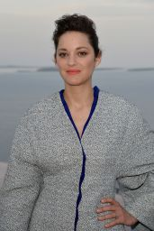 Marion Cotillard - Dior Croisiere 2016 in Theoule sur Mer, France