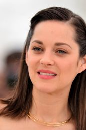 Marion Cotillard - Macbeth Photocall at 68th annual Cannes Film Festival