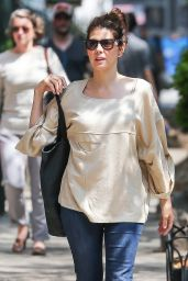 Marisa Tomei - Out in New York City, May 2015