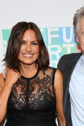 Mariska Hargitay - The Joyful Revolution Gala in New York City