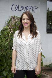Marla Sokoloff - ColourPOP Cosmetics 1st Birthday Luncheon in West Hollywood, May 2015
