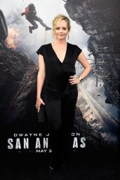 Marley Shelton - San Andreas Premiere in Hollywood