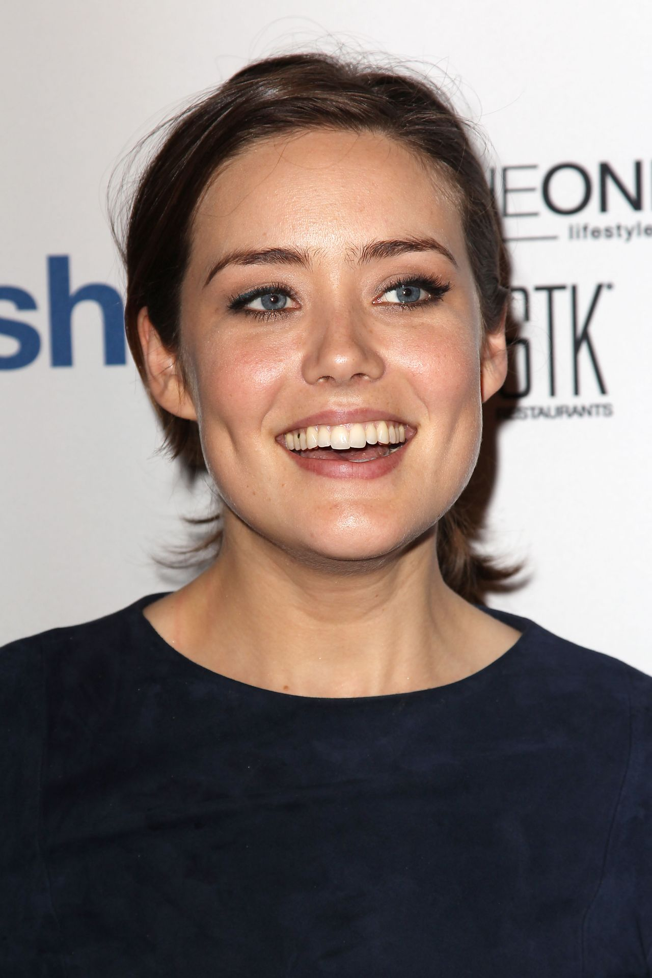 Megan Boone 2015 Gersh Upfronts Party At Asellina At The