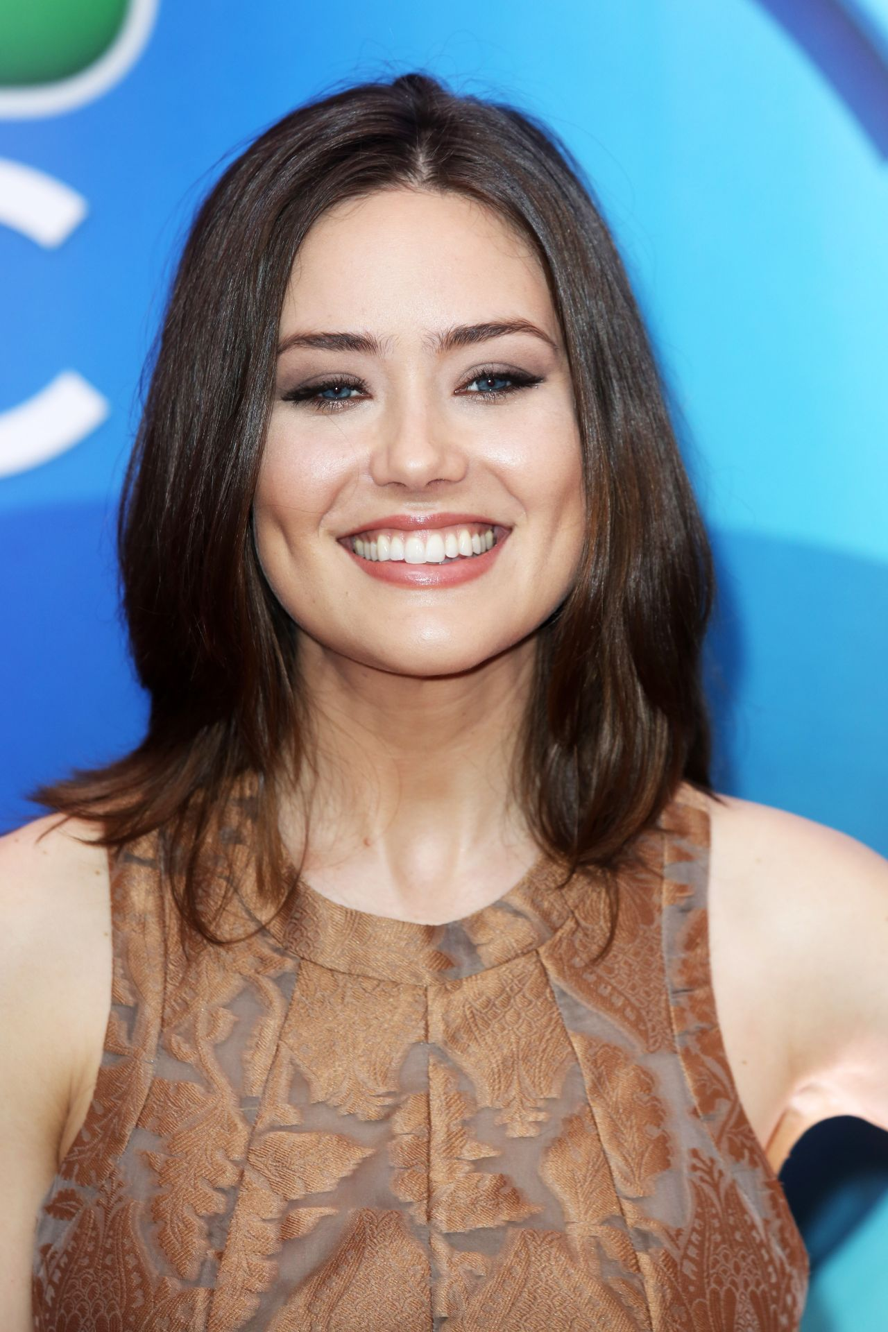 Megan Boone 2015 Nbc Upfront Presentation Radio City