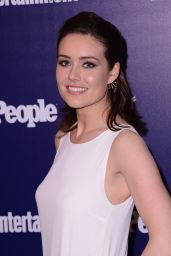 Megan Boone – Entertainment Weekly And PEOPLE Celebrate The NY Upfronts, May 2015