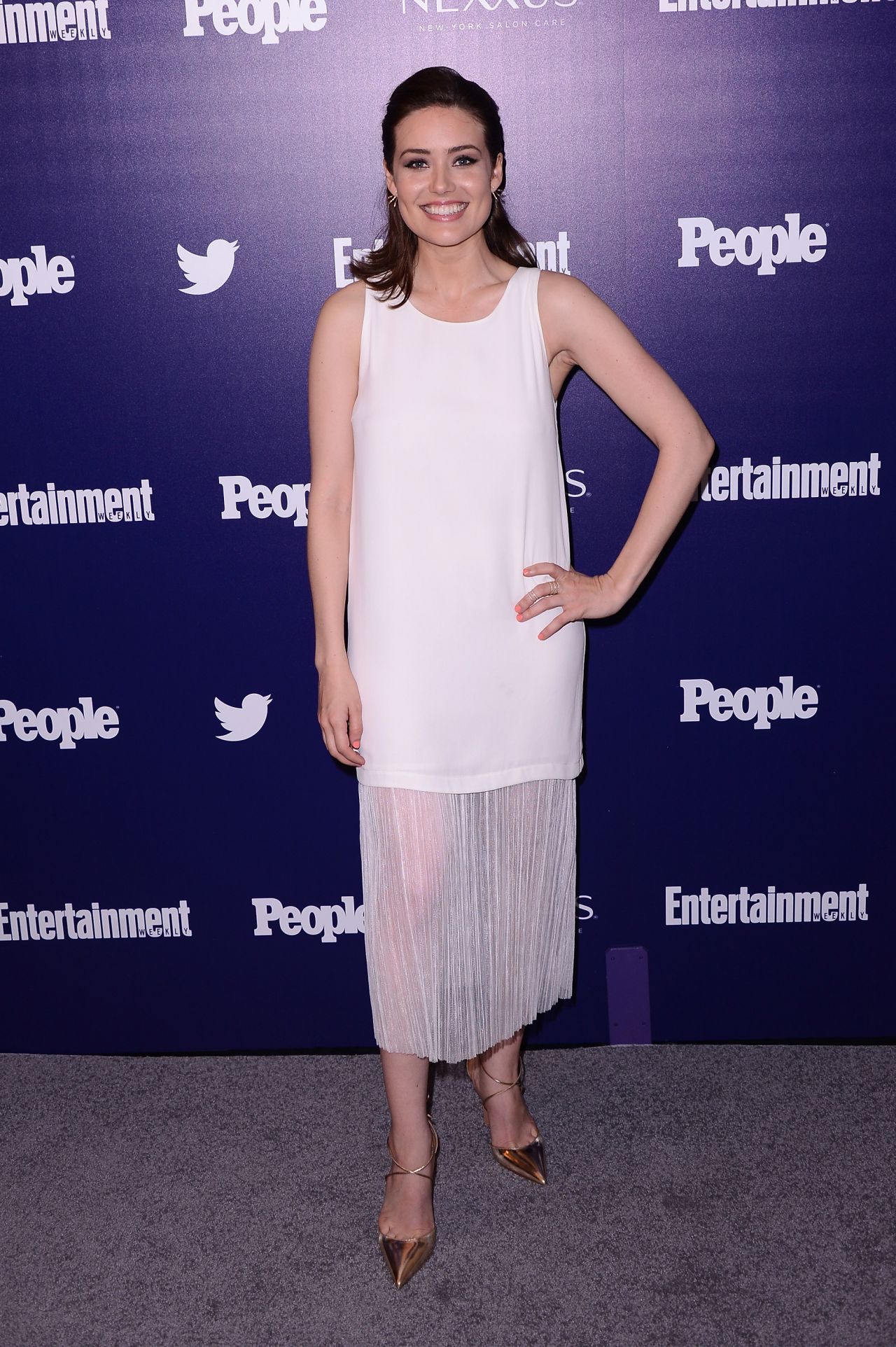 Megan Boone Entertainment Weekly And People Celebrate
