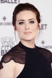 Megan Boone - New York City Ballet 2015 Spring Gala
