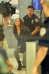 Megan Fox - On Set of TMNT 2 in NYC, May 2015