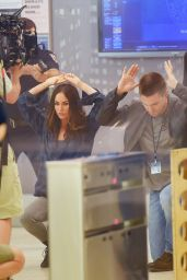 Megan Fox - On Set of TMNT 2 in NYC, May 2015