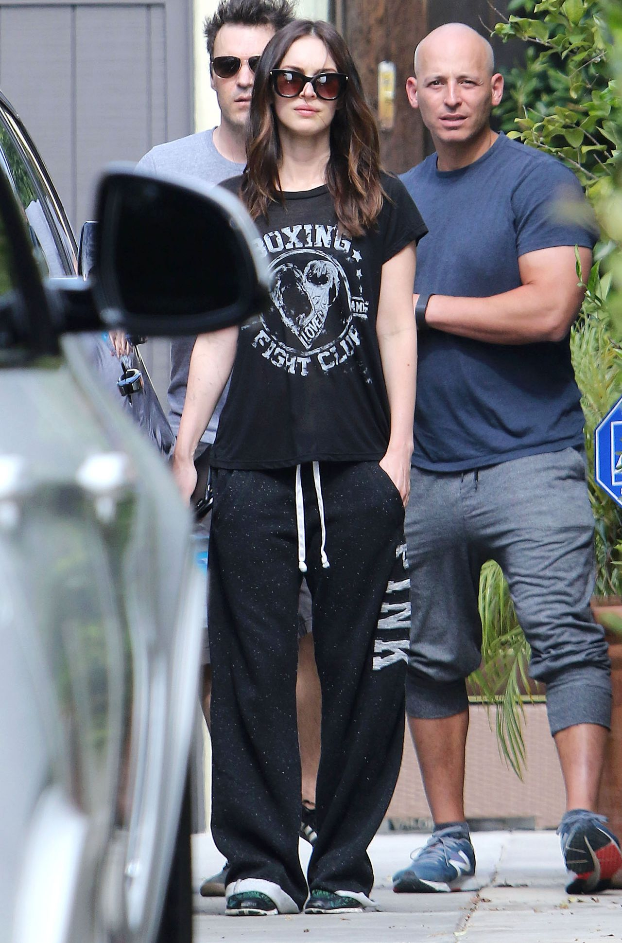 Megan Fox - Out in West Hollywood, May 2015