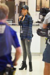 Megan Fox - TMNT 2 Set Photos, NYC, May 2015