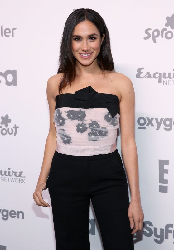Meghan Markle – 2015 NBCUniversal Cable Entertainment Upfront in New York