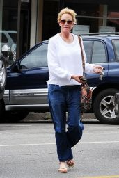 Melanie Griffith - Out in Los Angeles, May 2015
