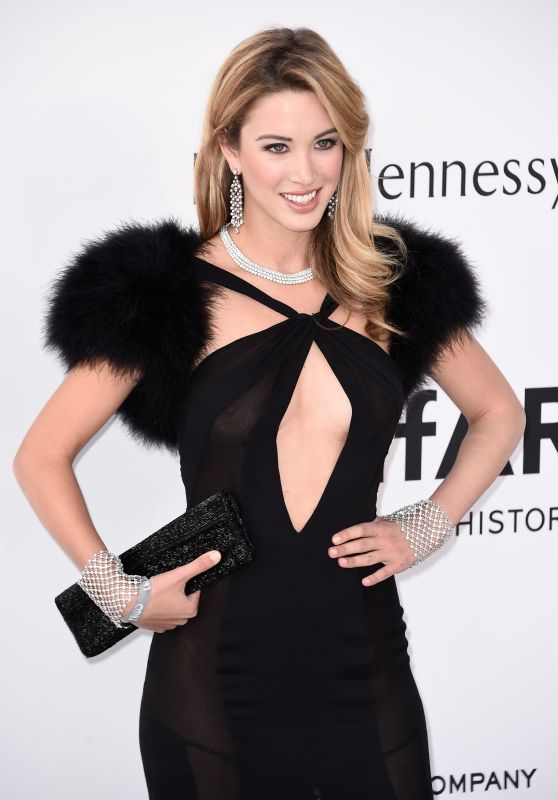 Melissa Bolona – 2015 amfAR Cinema Against AIDS Gala in Antibes (France)