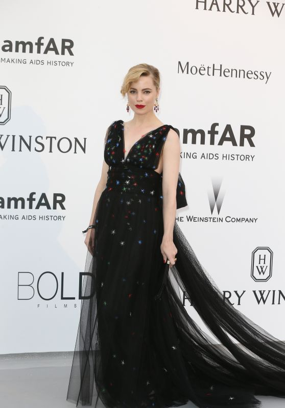 Melissa George – 2015 amfAR Cinema Against AIDS Gala in Antibes (France)