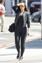 Mena Suvari in TIghts - Out in Beverly Hills, May 2015