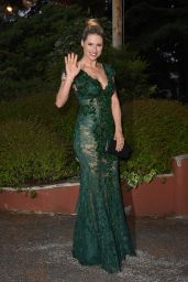 Michelle Hunziker - 2015 Television Direction Awards in Rome