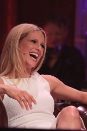 Michelle Hunziker - Herbstblond-Gottschalks Great Birthday Party TV Show in Berlin