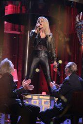 Michelle Hunziker - Herbstblond-Gottschalks Great Birthday Party TV Show in Berlin