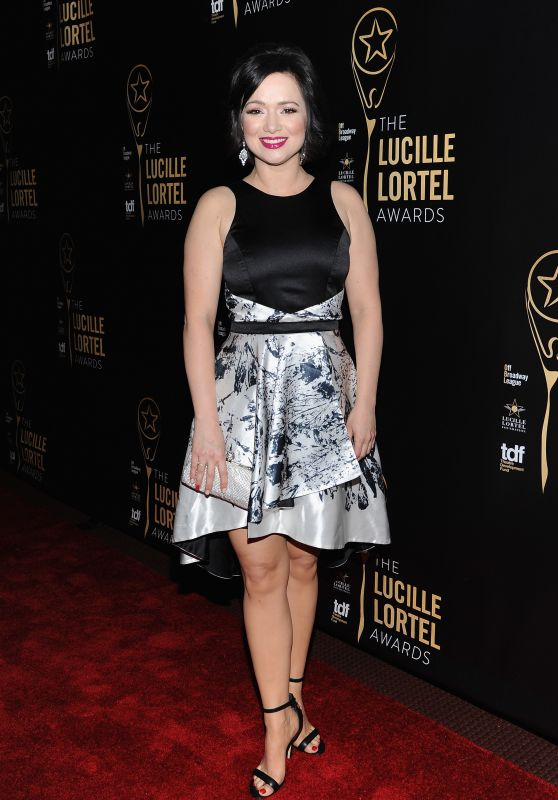 Michelle Knight - 2015 Lucille Lortel Awards in New York City
