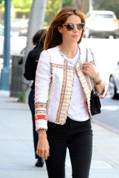 Michelle Monaghan - Out in Los Angeles, May 2015