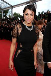 Michelle Rodriguez - Irrational Man Premiere - 2015 Cannes Film Festival