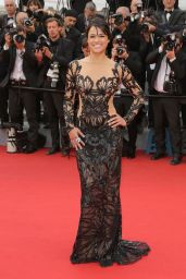 Michelle Rodriguez – Mad Max: Fury Road Premiere – 2015 Cannes Film Festival