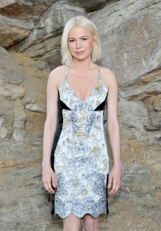 Michelle Williams - Louis Vuitton Cruise 2016 Resort Collection in Palm Springs