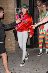 Miley Cyrus Night Out Style - NYC, May 2015