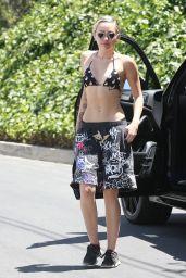 Miley Cyrus - Out in LA, April 2015