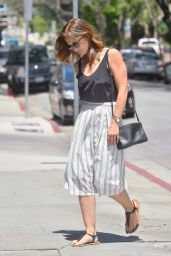 Minka Kelly - Out in Studio City, May 2015