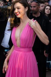 Miranda Kerr - Magnum Pink and Black Launch at Magnum Beach - Cannes, May 2015
