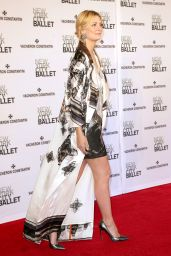 Mischa Barton - N.Y. Ballet 2015 Spring Gala at the Lincoln Center in New York