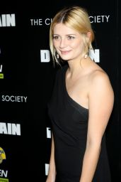 Mischa Barton - The D Train Premiere in New York City