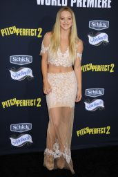 Mollee Gray - Pitch Perfect 2 Premiere in Los Angeles