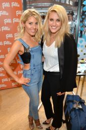 Mollie King - Launch of the New Folli Follie Flagship Store in London - May 2015