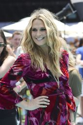 Molly Sims – 2015 OCRF Super Saturday LA in Santa Monica