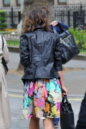 Myleene Klass Style - Leicester Square in London, May 2015