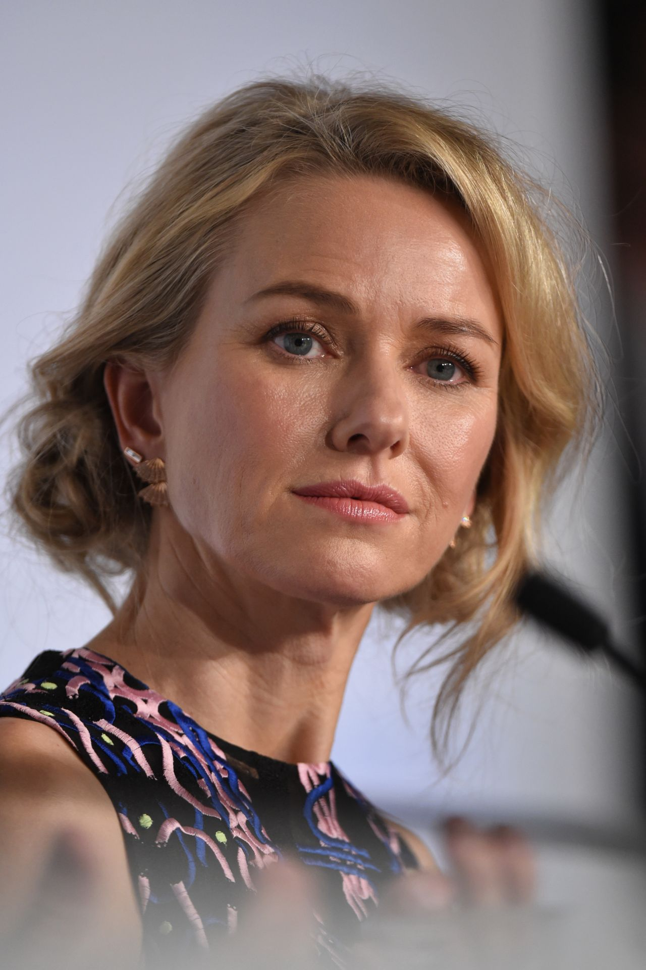 Naomi Watts - The Sea Of Trees Press Conference at Cannes ... Naomi Watts