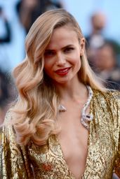 Natasha Poly - The Sea Of Trees Premiere at 2015 Cannes Film Festival