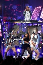 Nicki Minaj Pefroms at 2015 Billboard Music Awards in Las Vegas