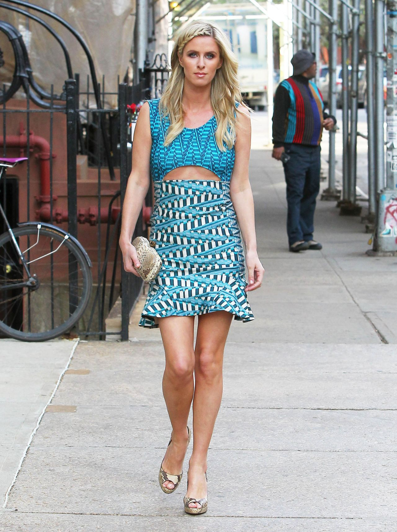 Nicky Hilton - The Fas...