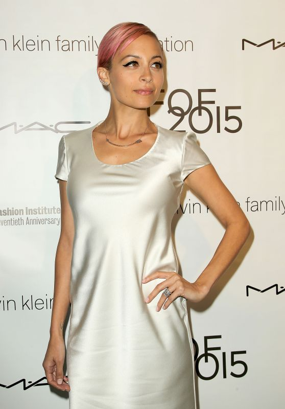 Nicole Richie - The Future Of Fashion Runway Show in New York, April 2015