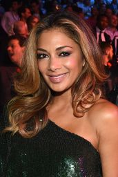 Nicole Scherzinger - Mayweather vs. Pacquiao Fight in Las Vegas