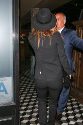 Nicole Scherzinger Night Out Style - Craig
