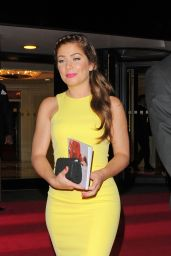 Nikki Sanderson - 2015 BAFTA Awards in London