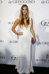 Nina Agdal - De Grisogono Party in Cannes, May 2015